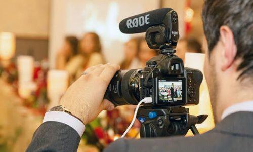 تصوير الفيديو بإبداع في الأعراس