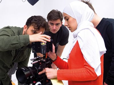 صناعة الفيلم الوثائقي