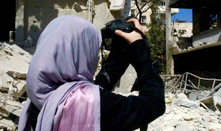 مركز بروفيلم للتدريب ينهي دورات لمجموعة من 10 فتيات في سوريا