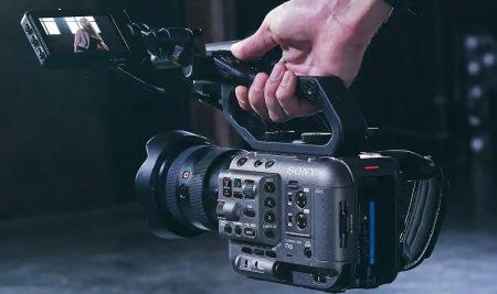 دورة مجانية ماستر كلاس على كاميرا Sony FX6 السينمائية